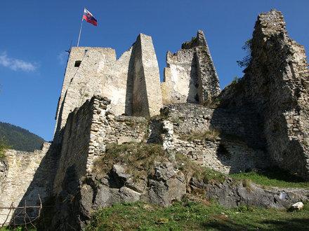 Zamek w Likavie (Hrad Likava)