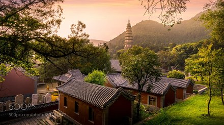 Lingyan Temple - China
