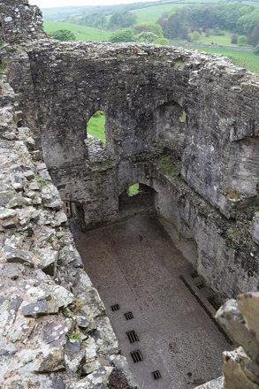 Llansteffan Castle-053