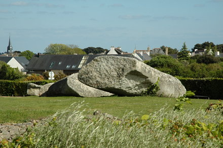 Site des megalithes de Locmariaquer