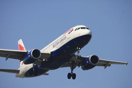 London Heathrow U.K. -  Boeing 747-400 08
