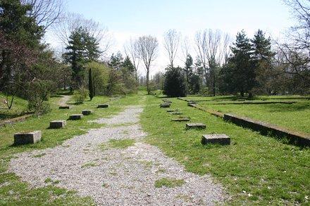 Ruines romaines de Vidy
