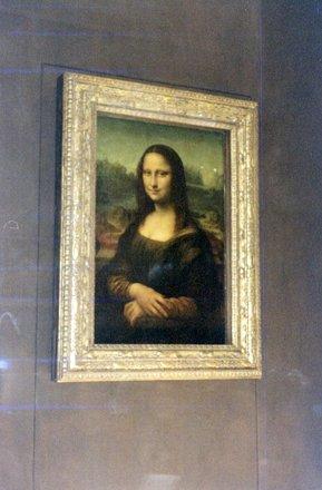 Франция. Париж. Лувр