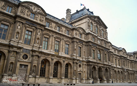 Le Louvre - Cour Carrée