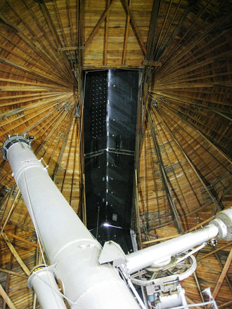 Clark Telescope, Lowell Observatory
