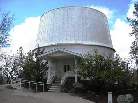 Clark Telescope Dome, Lowell Observatory