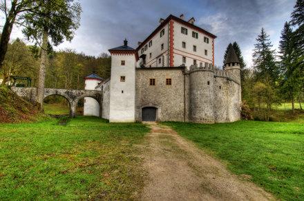 End of Castle Sneznik story
