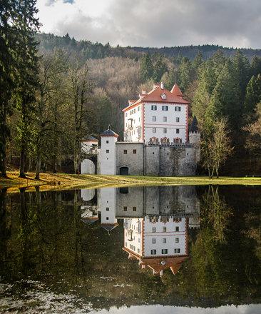Grad Snežnik - Sneznik Castle