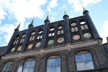 Lübeck - Lübecker Rathaus