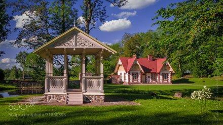 Luke Manor Park