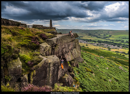 Rock Climbers - Wainmans Pinnacle