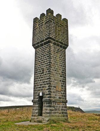 Lund's Tower 1
