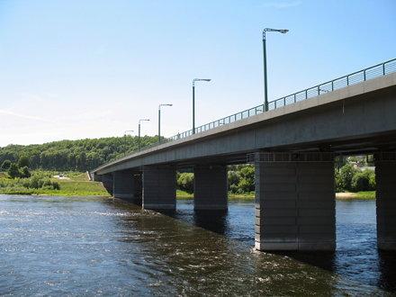 M. K. Čiurlionis Bridge