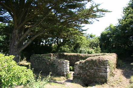 Madron Well, Cornwall