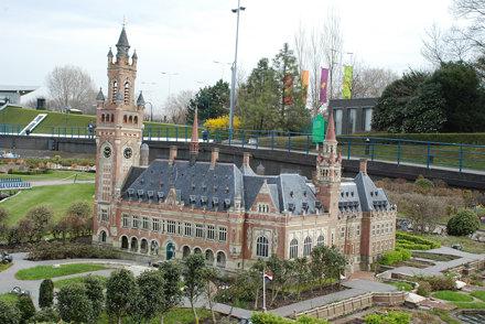Trip to Madurodam, The Hague, Netherlands