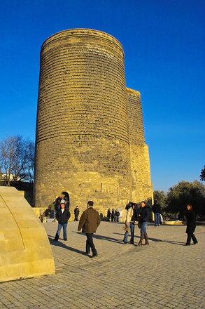 Maiden's Tower, Baku, Azerbaijan 2