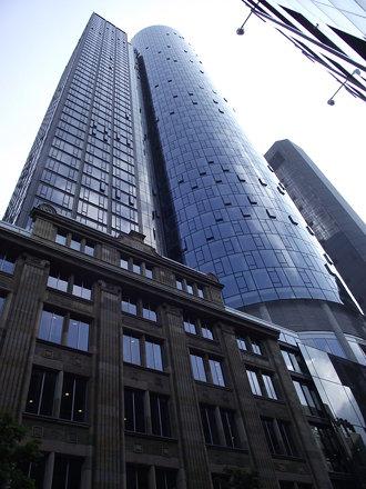 Frankfurt - Main Tower