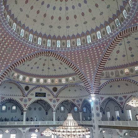 Центральная Джума-мечеть г.Махачкала