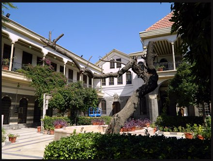 Maktab Anbar-Old Damascus
