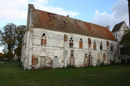 Ancienne Maladrerie Saint-Lazare à Voisinlieu Beauvais