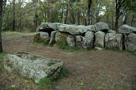 Dolmen de Crucuno (Hunebed)