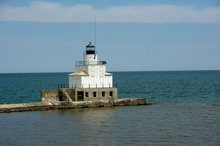 Manitowoc Breakwater Lighthouse, WI