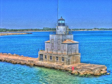 Lighthouse, Manitowac, WI