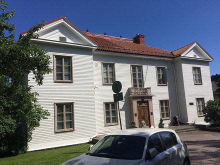 Kaivopuisto/Embassy/Marina Area, Helsinki