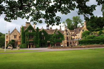 Manor House Hotel in Castle Combe