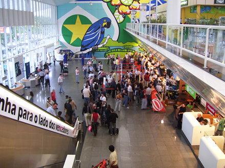 Aeroporto Internacional Marechal Rondon
