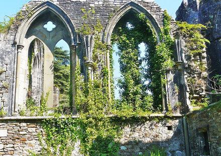 Le romantisme des ruines