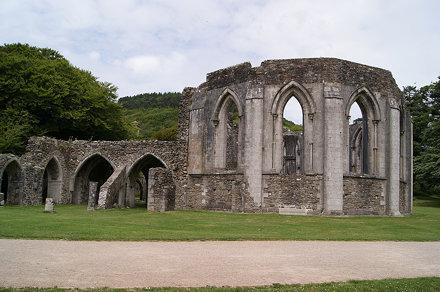Margam Abbey (St. Mary the Virgin)