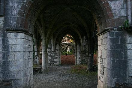Margam Abbey