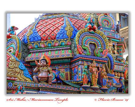 TAI-BKK-Silom Road-Sri Maha Mariamman Temple
