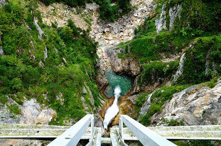 Marienbrücke Vertigo