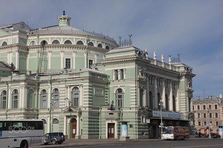 Sankt Peterburg - Marinskiy Theater