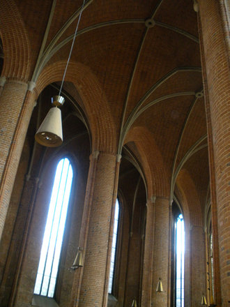 Hannover, Lower Saxony, Germany. Marktkirche St. Georgii und St. Jakobi