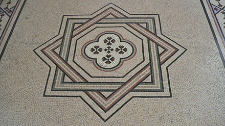 Another floor mosaic
