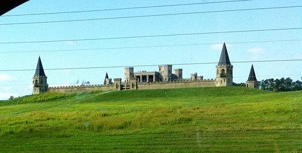 The castle in Lexington