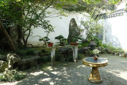 Suzhou, the Garden City of China.