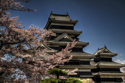 Matsumoto Castle (松本城 Matsumoto-jō)