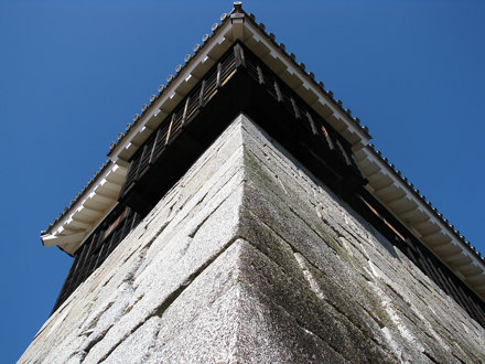 Matsuyama Castle - Fortification
