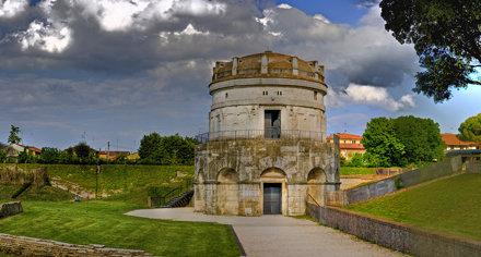 Mausoleo di Teodorico, Ravenna (I)