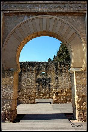 Madinat al-Zahra Edificio Basilical Superior