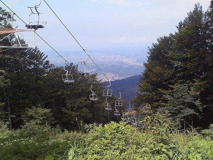 """Planinarsko sklonište """"Mijatovac"""" na Medvednici."""