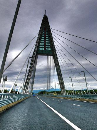 Day 252 - Megyeri-híd