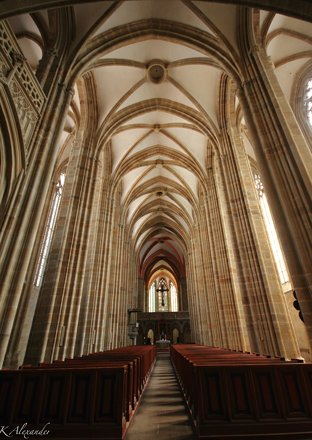 Cathedral in MEISSEN, Germany