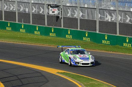 #7 Porsche Carrera Cup - Race 1
