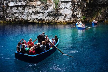 Melissani Cave - Cephalonia - Greece