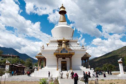 Bhutan | Memorial Chorten
